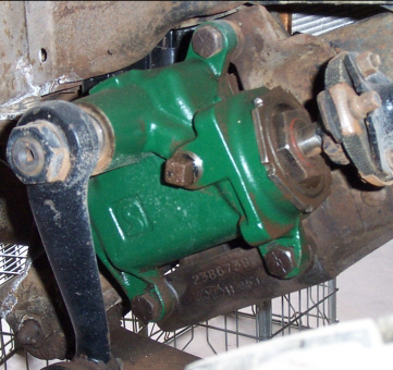 original steering box